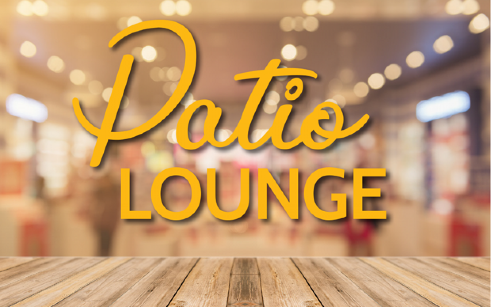 Patio Lounge
