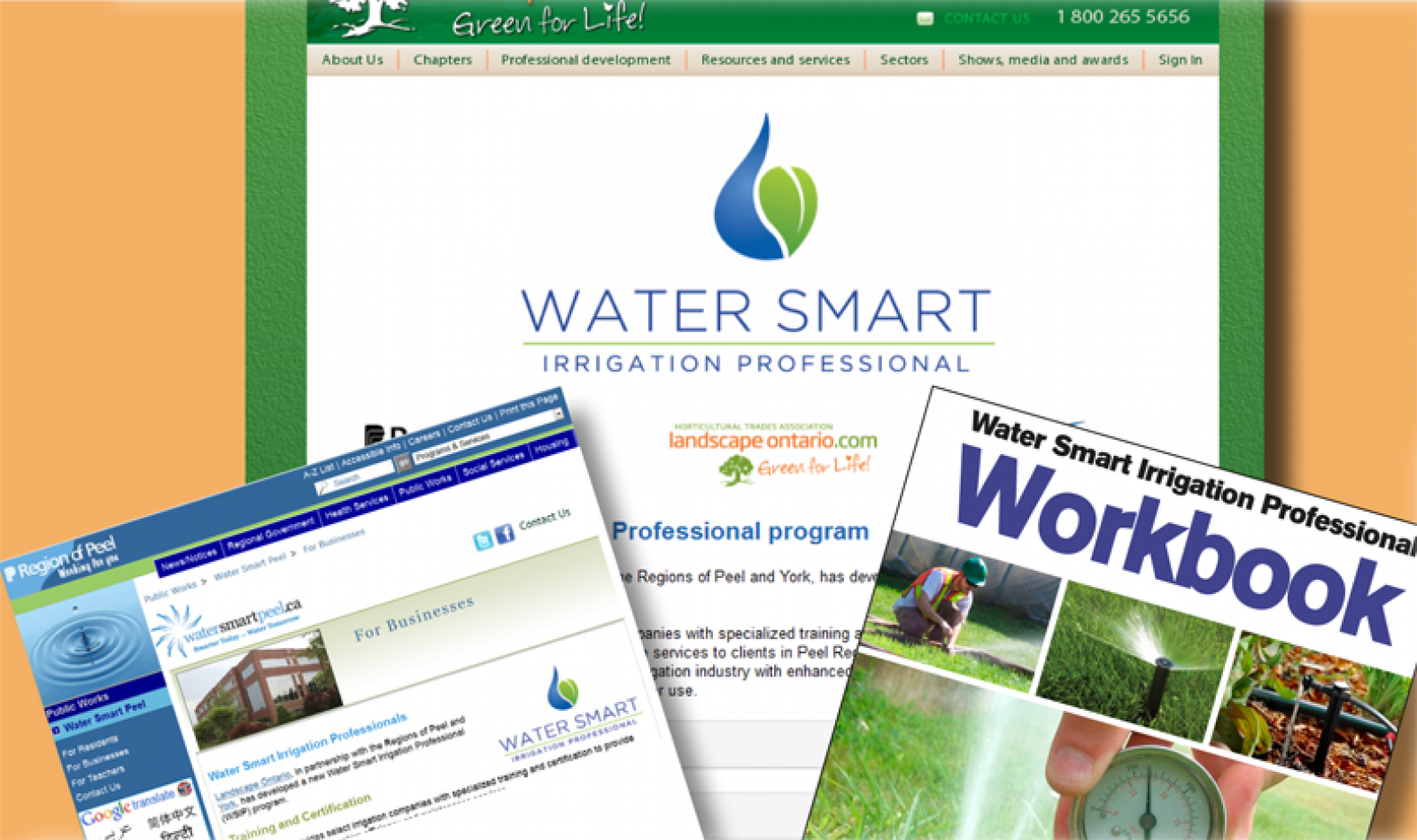 Irrigation Group develops water-smart program with Peel and York