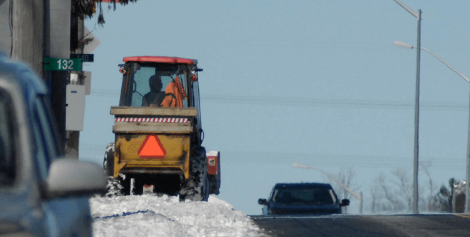 Research update: Snow and ice control in parking lots
