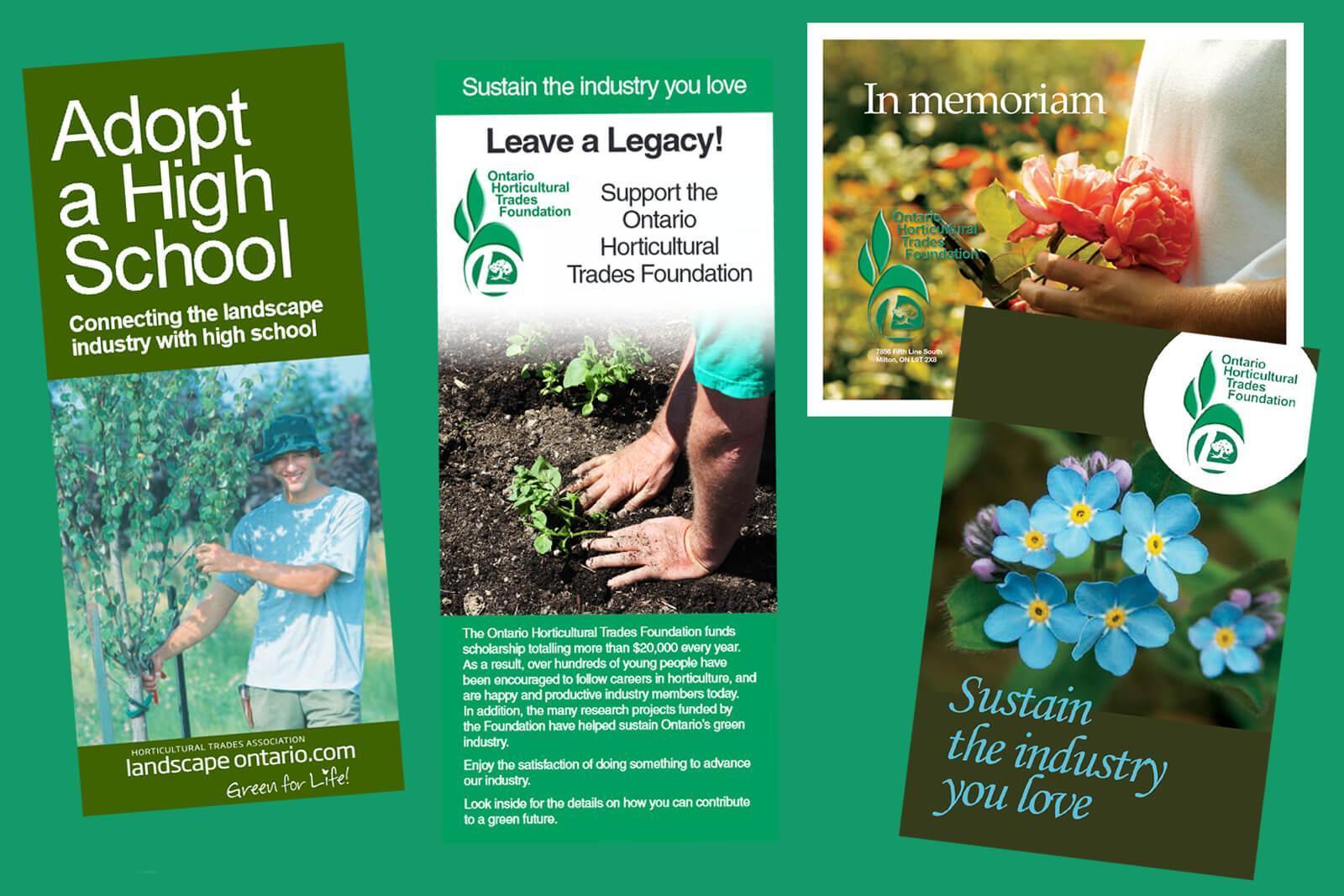 Foundation Brochures