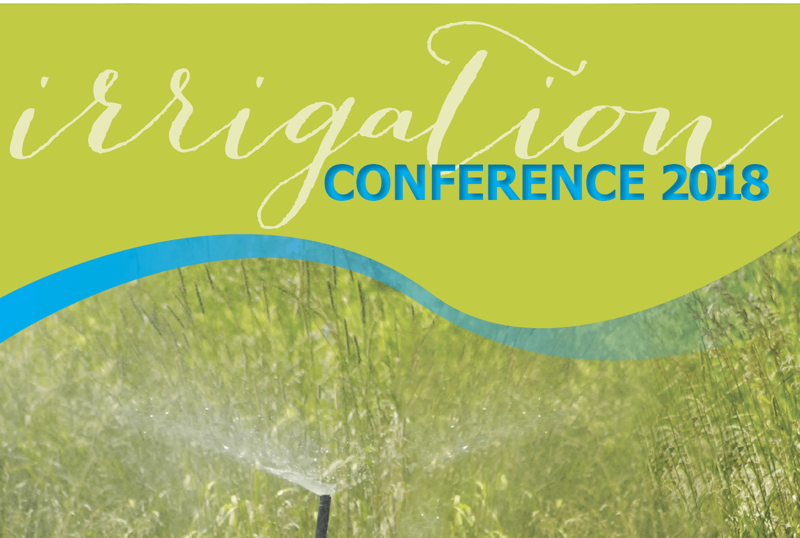 Irrigation Conference 2018
