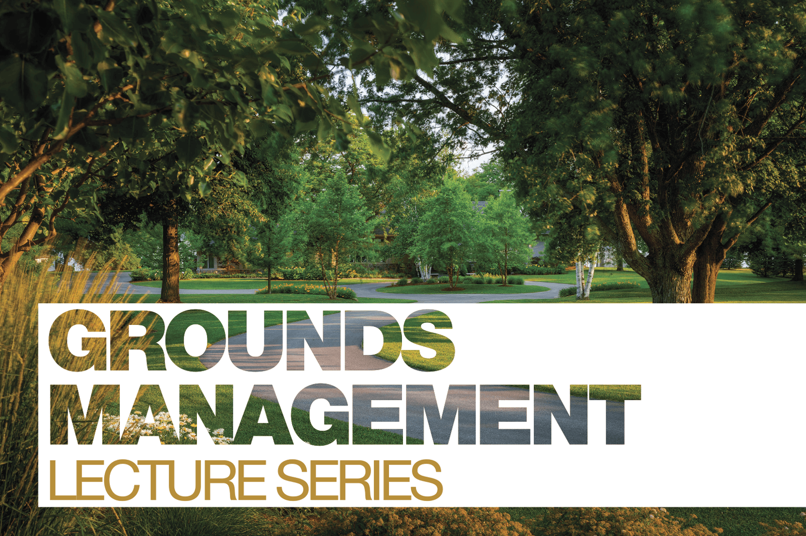 Grounds Management Lecture Event 2018