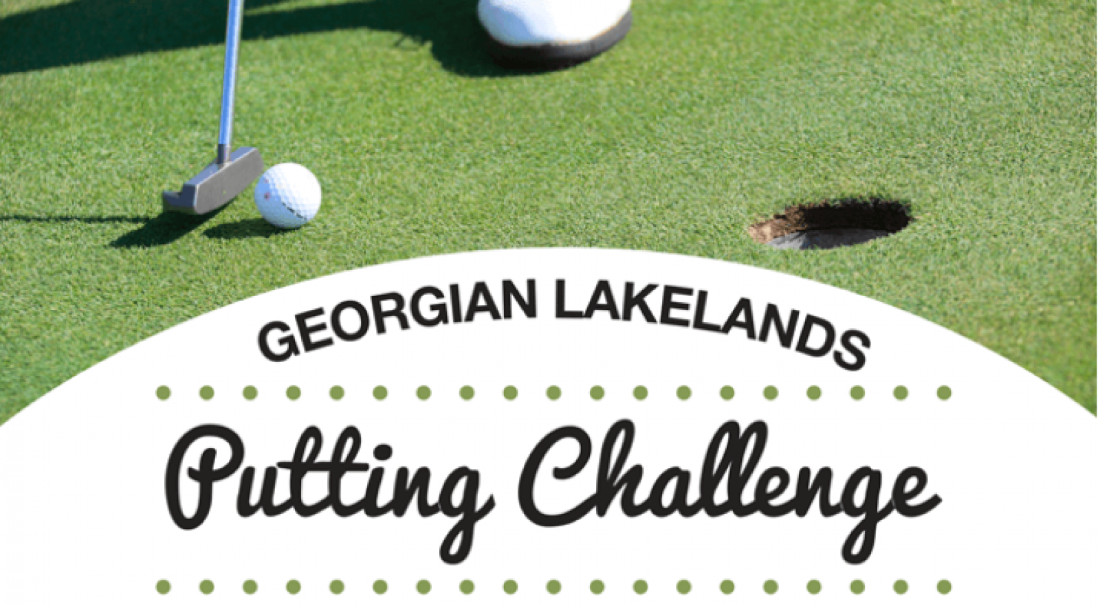 Georgian Lakelands Putting Challenge