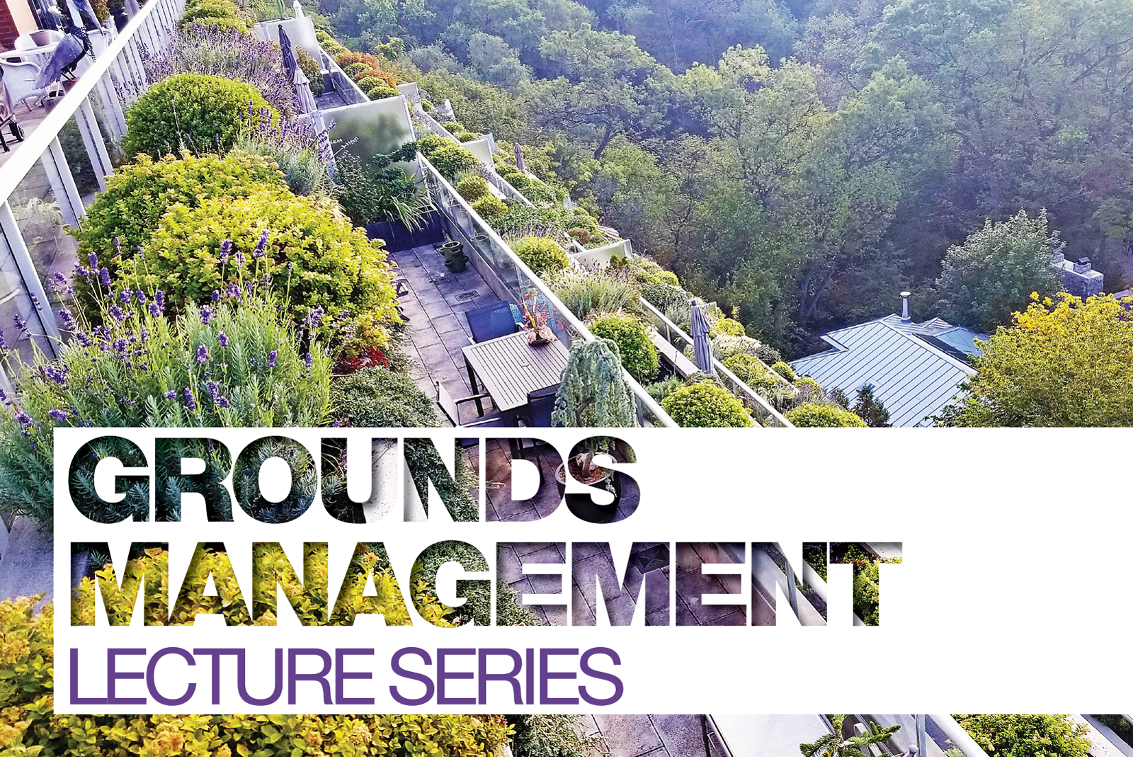 Grounds Management Lecture Event
