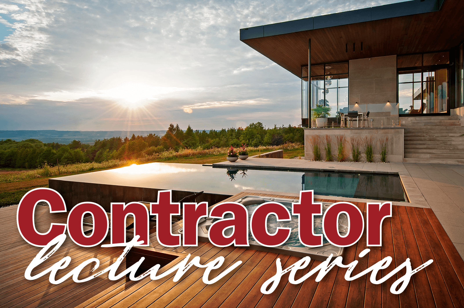 Contractors Lecture Event