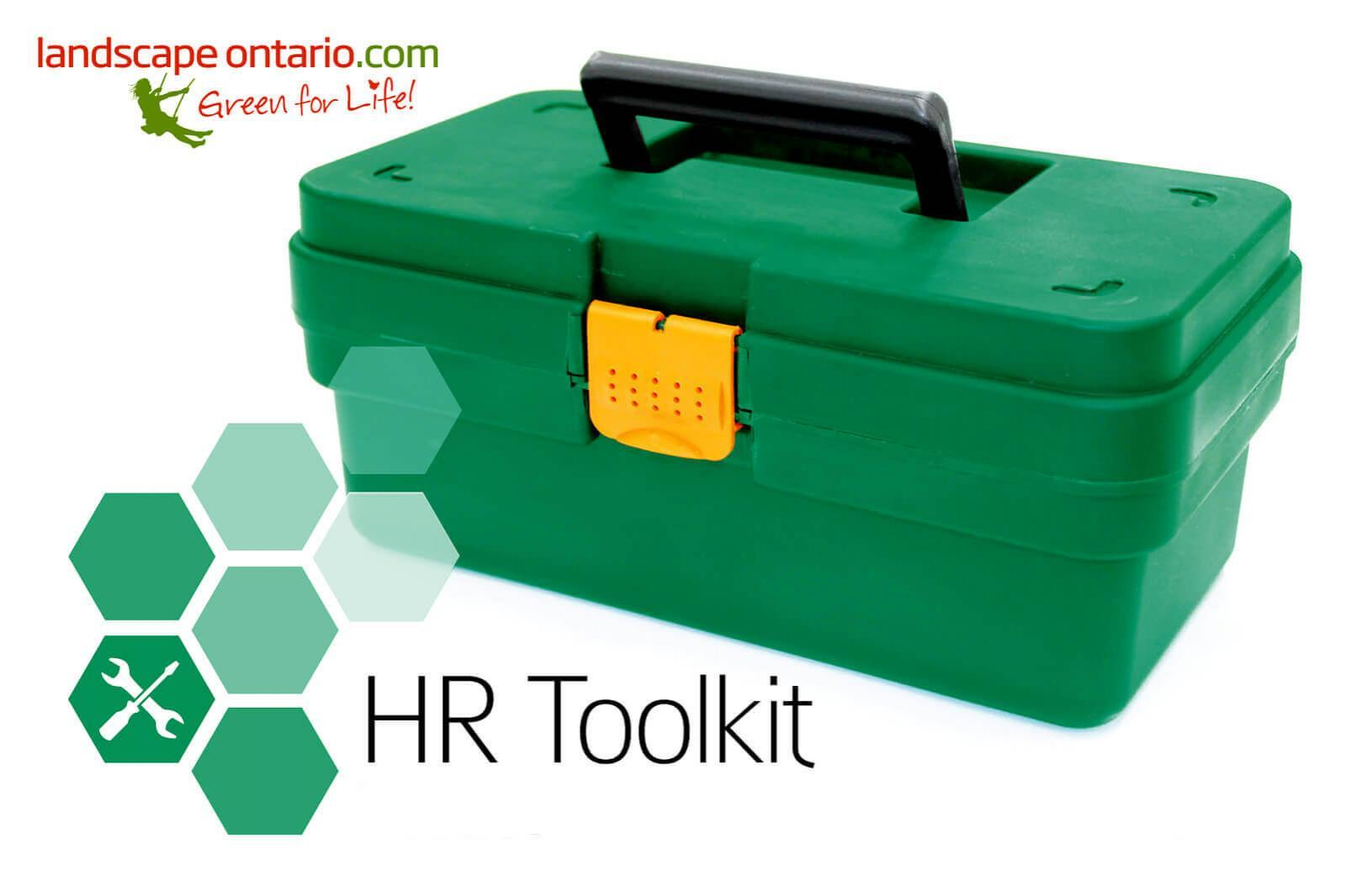 HR Toolkit for LO members