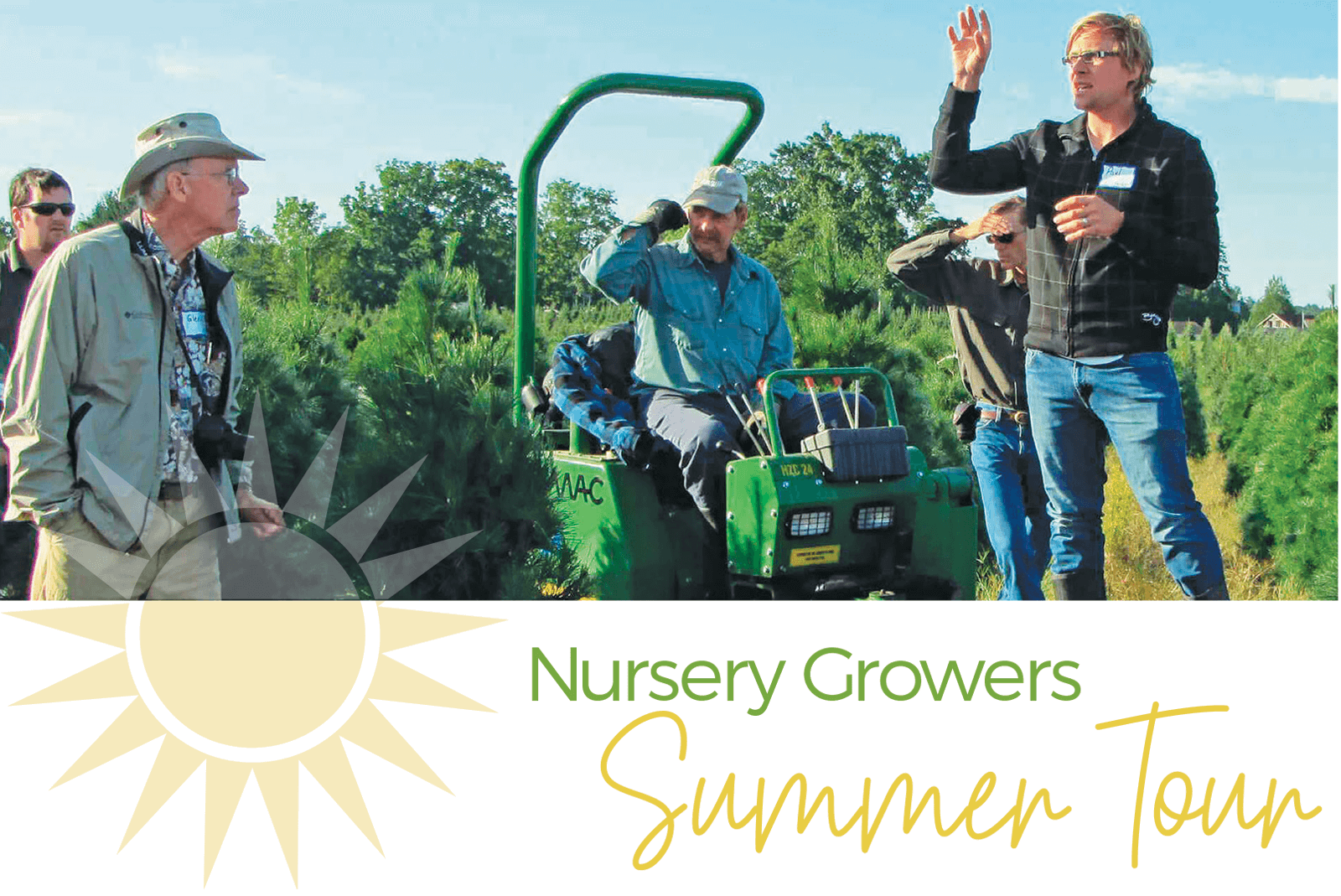 Nursery Growers Summer Tour 2019