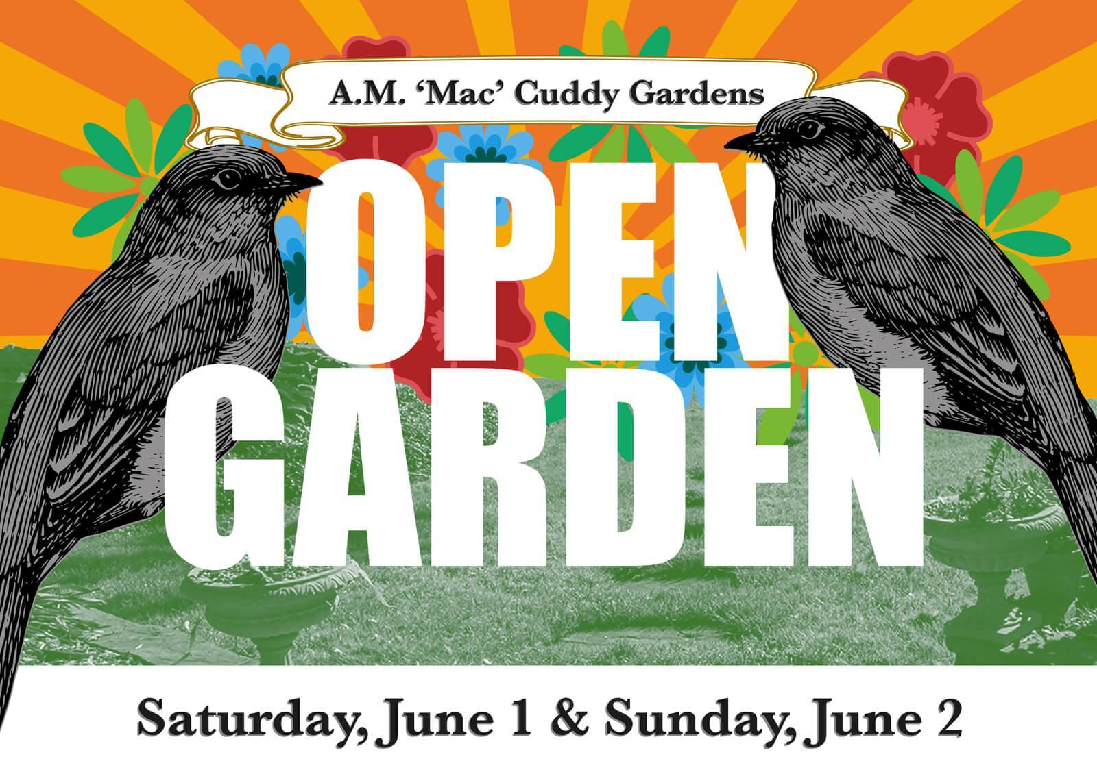 Cuddy Gardens Open Garden and Plant Sale 2019