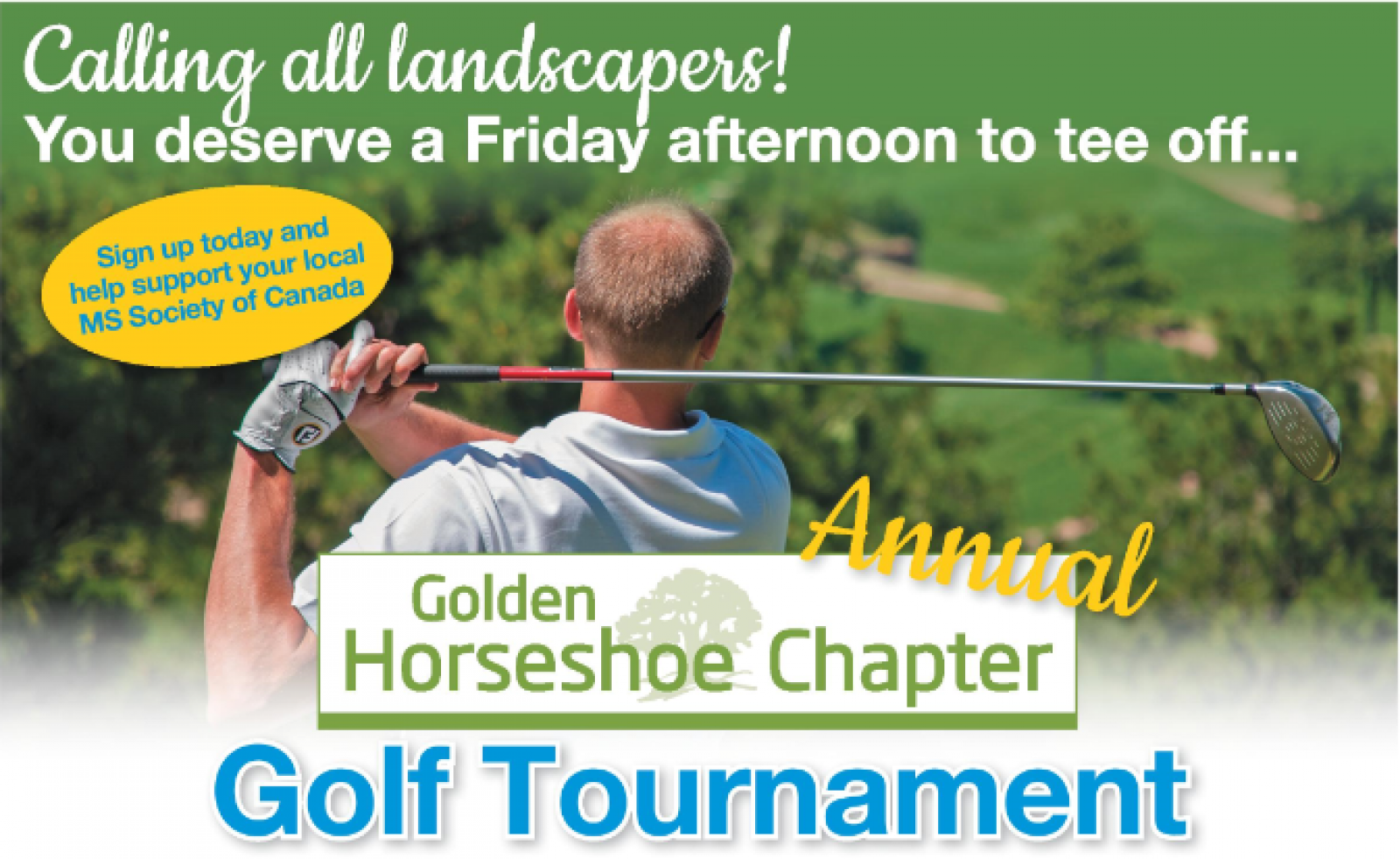 Golden Horseshoe Golf Tournament 2019