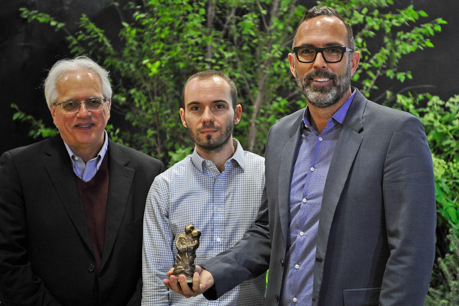 Eden Tree Design presented with coveted award