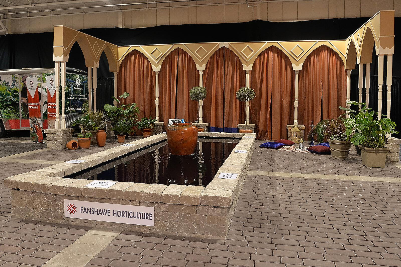 Fanshawe College student garden donated to local mosque