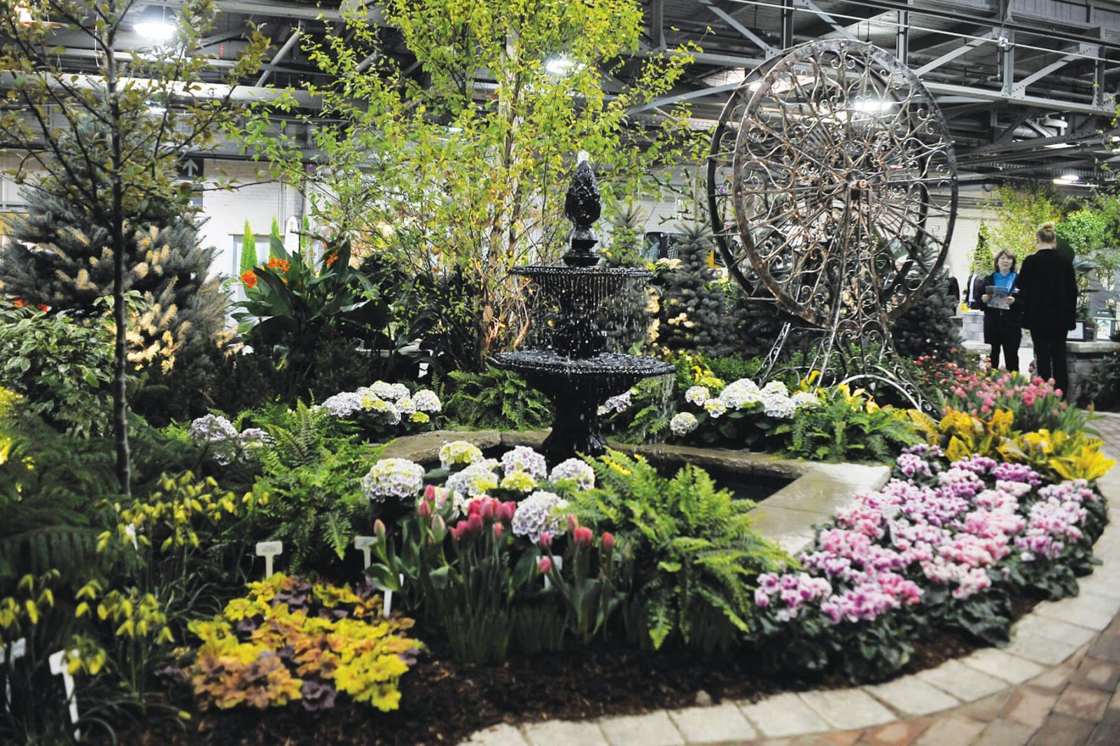 Canada Blooms shines spotlight on green professions March 10-19