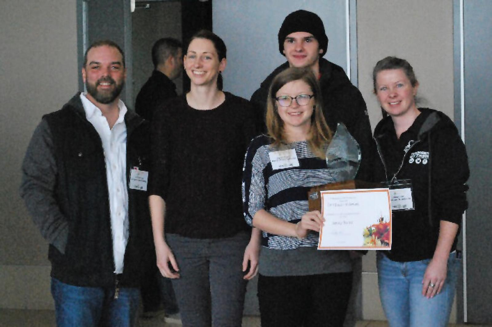 Ottawa Chapter announces design challenge winner