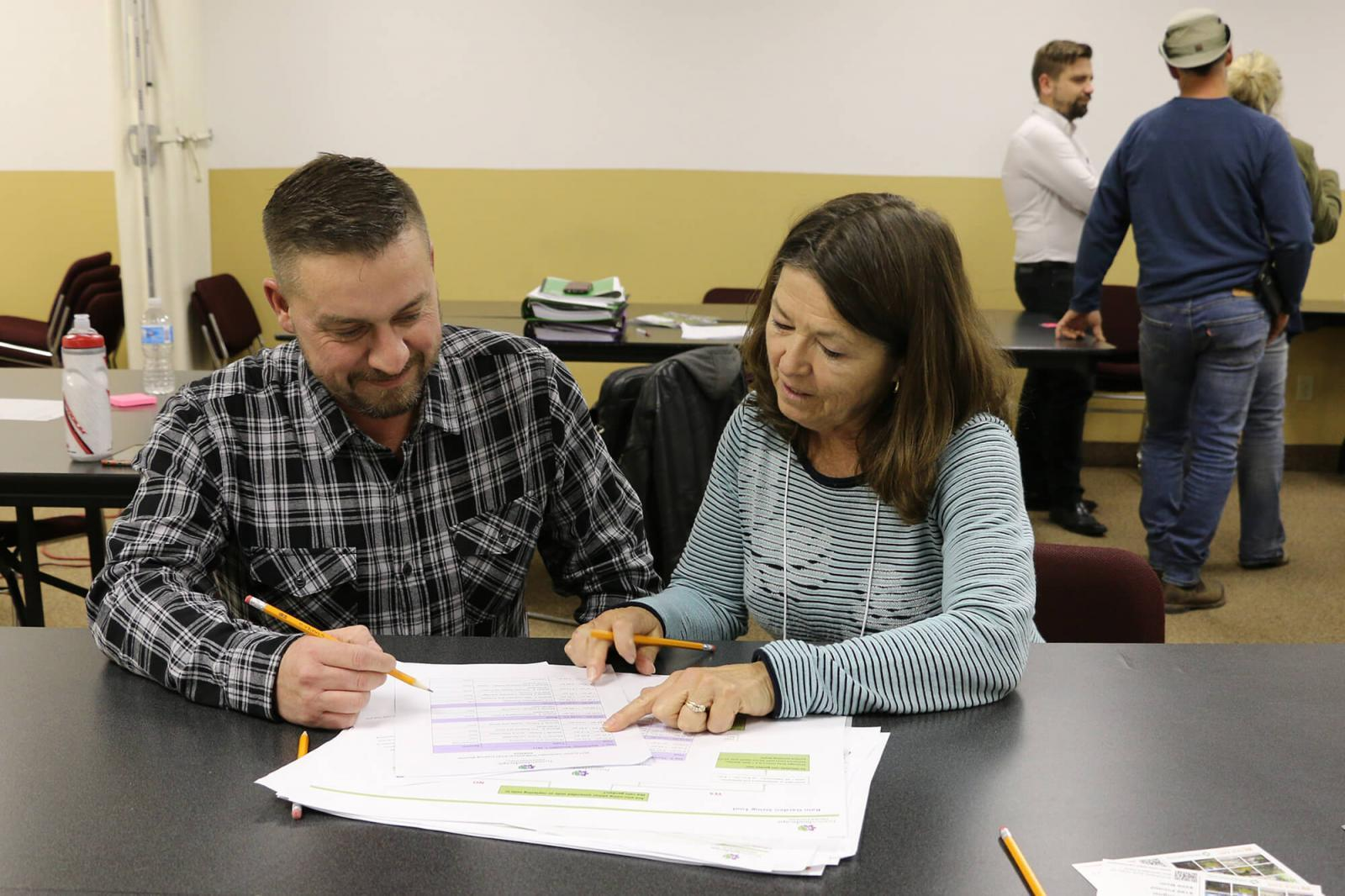 LO members become Fusion Landscape Professionals