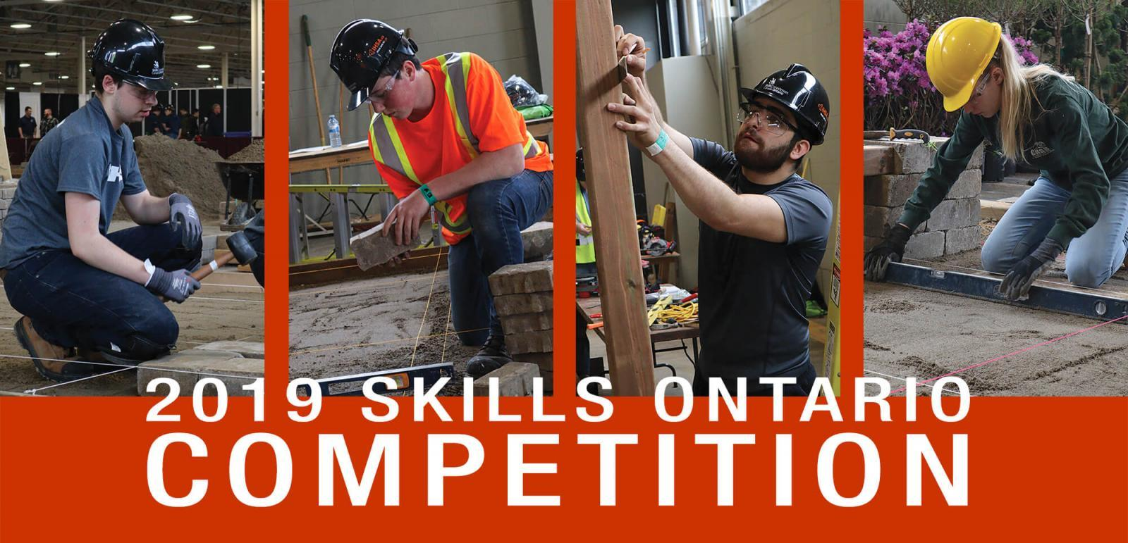 2019 Skills Ontario competition
