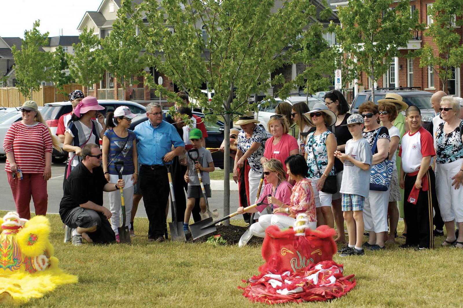 Community groups unite for Garden Days