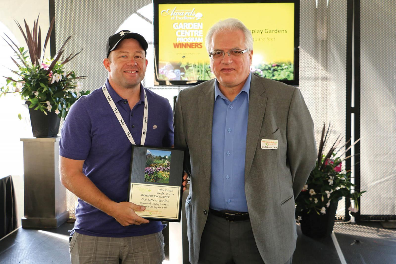 Garden centre awards program to open July 1