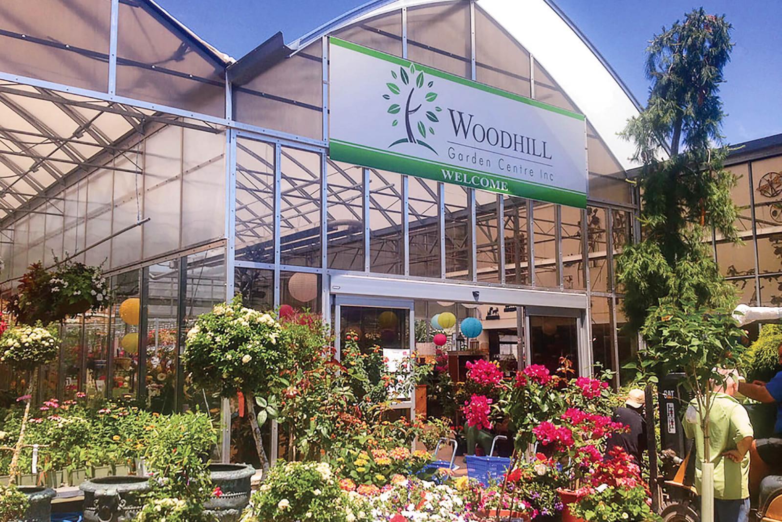 Woodhill Garden Centre celebrates 40th anniversary