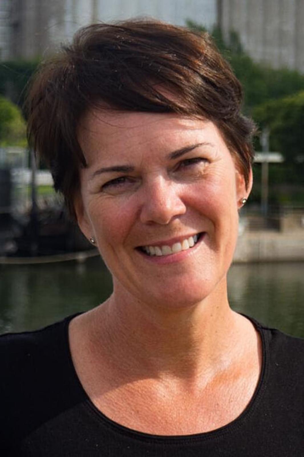 Danielle St-Aubin
