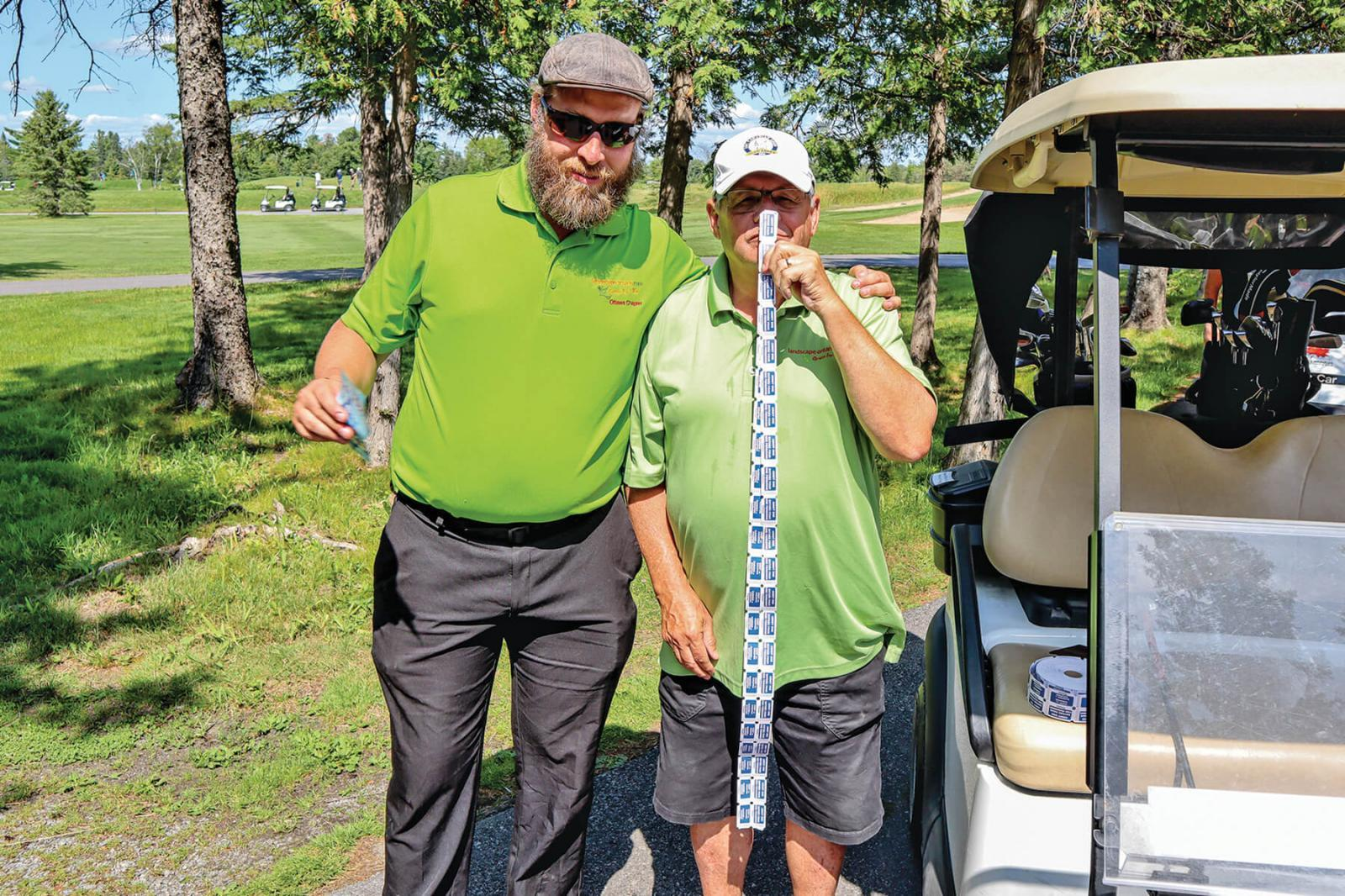 Ottawa Chapter golf tournament raises money for youth