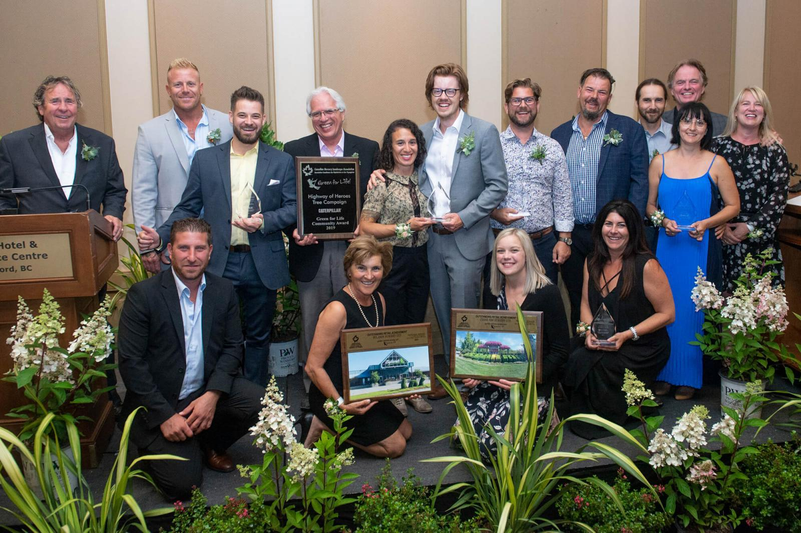 Top landscape pros announced at 2019 National Awards of Excellence