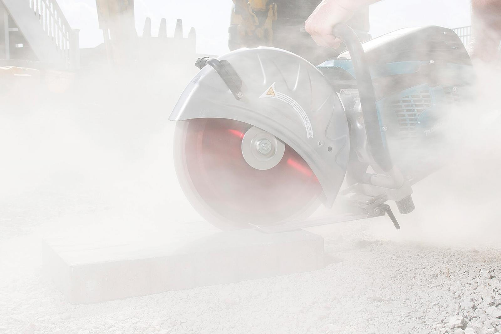 Your health, your company —  and silica dust