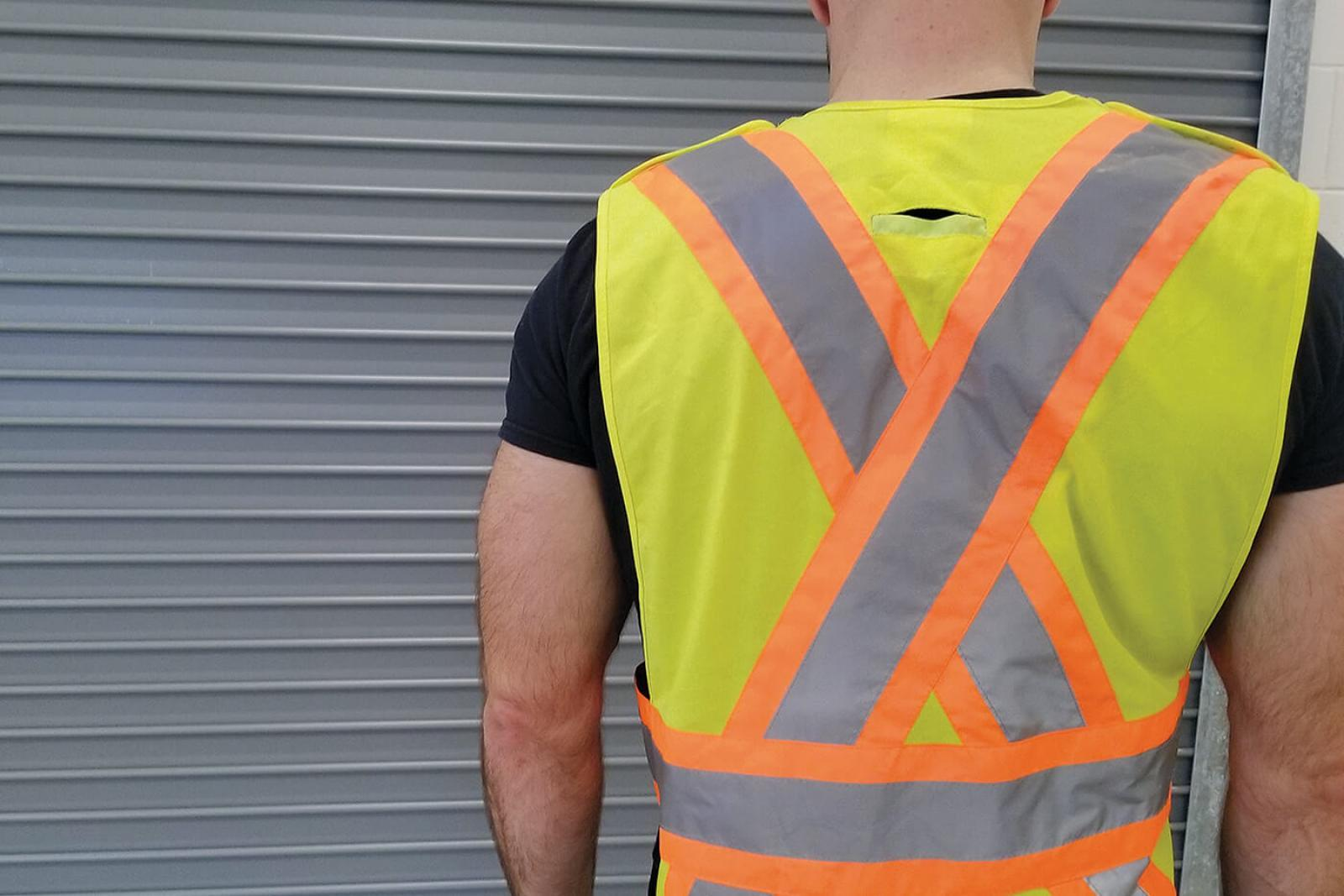 High visibility clothing is just one of the many things inspectors will look for.