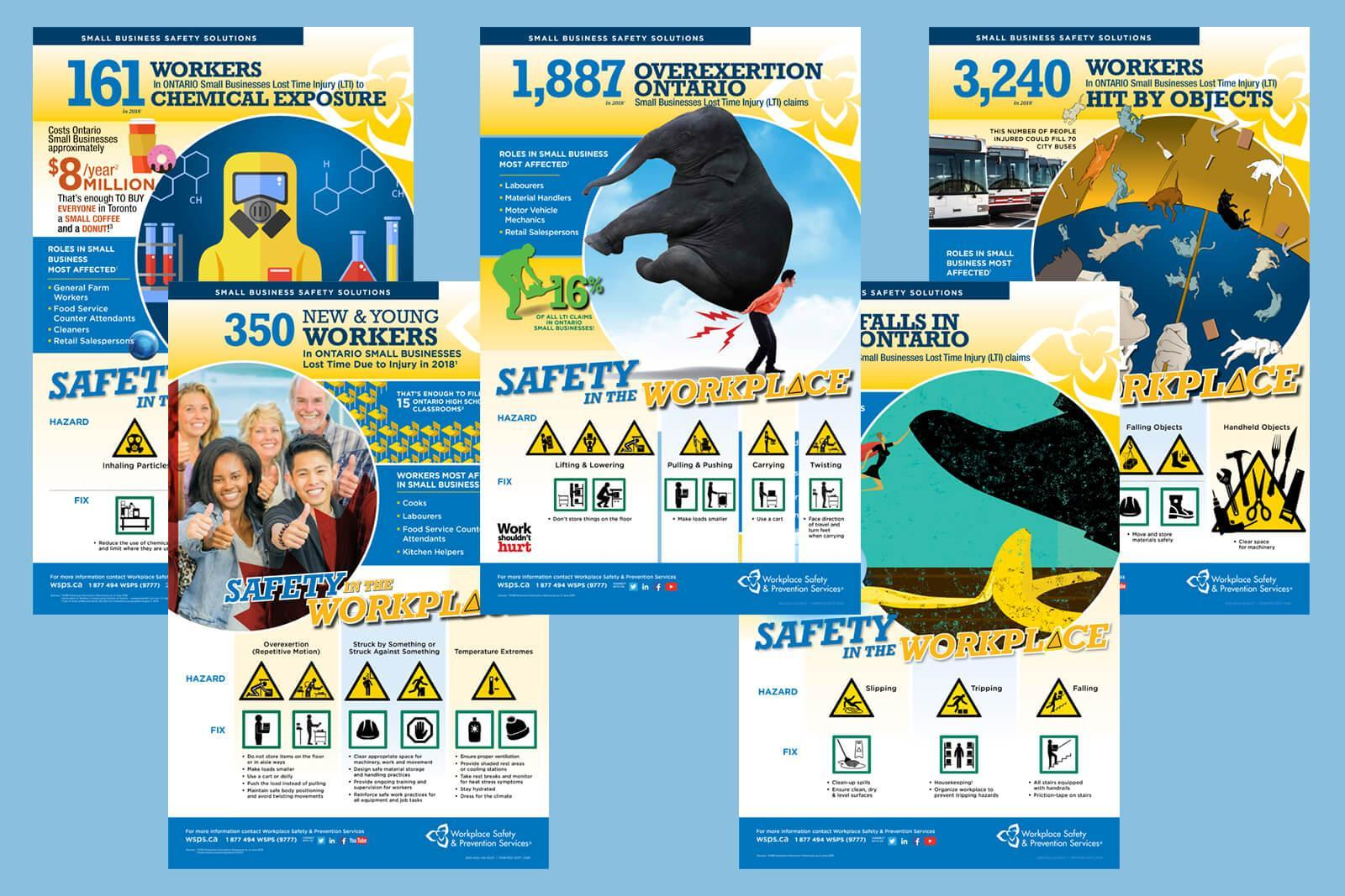 Free posters help keep safety on the minds of workers