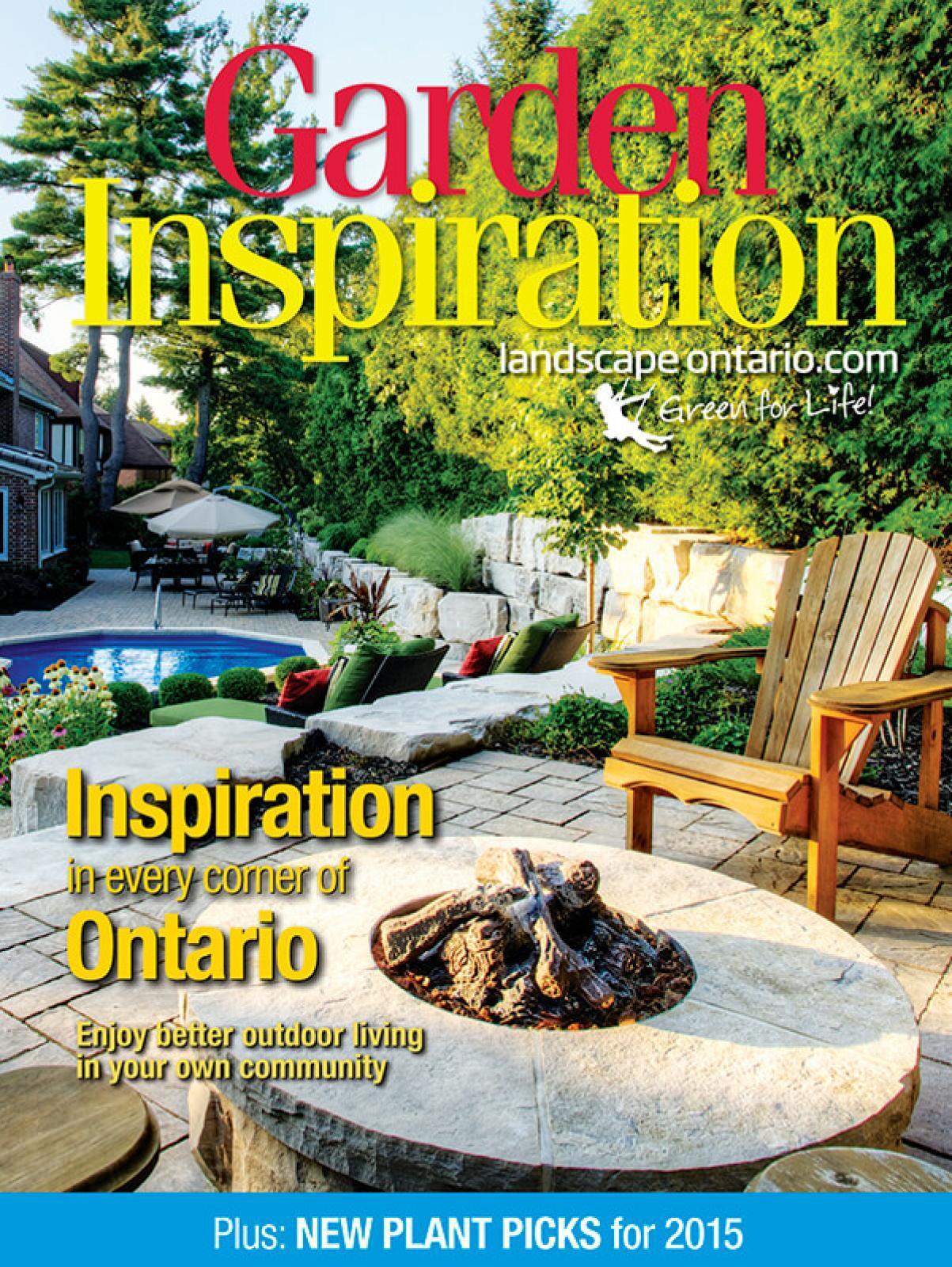 Garden Inspiration 2015