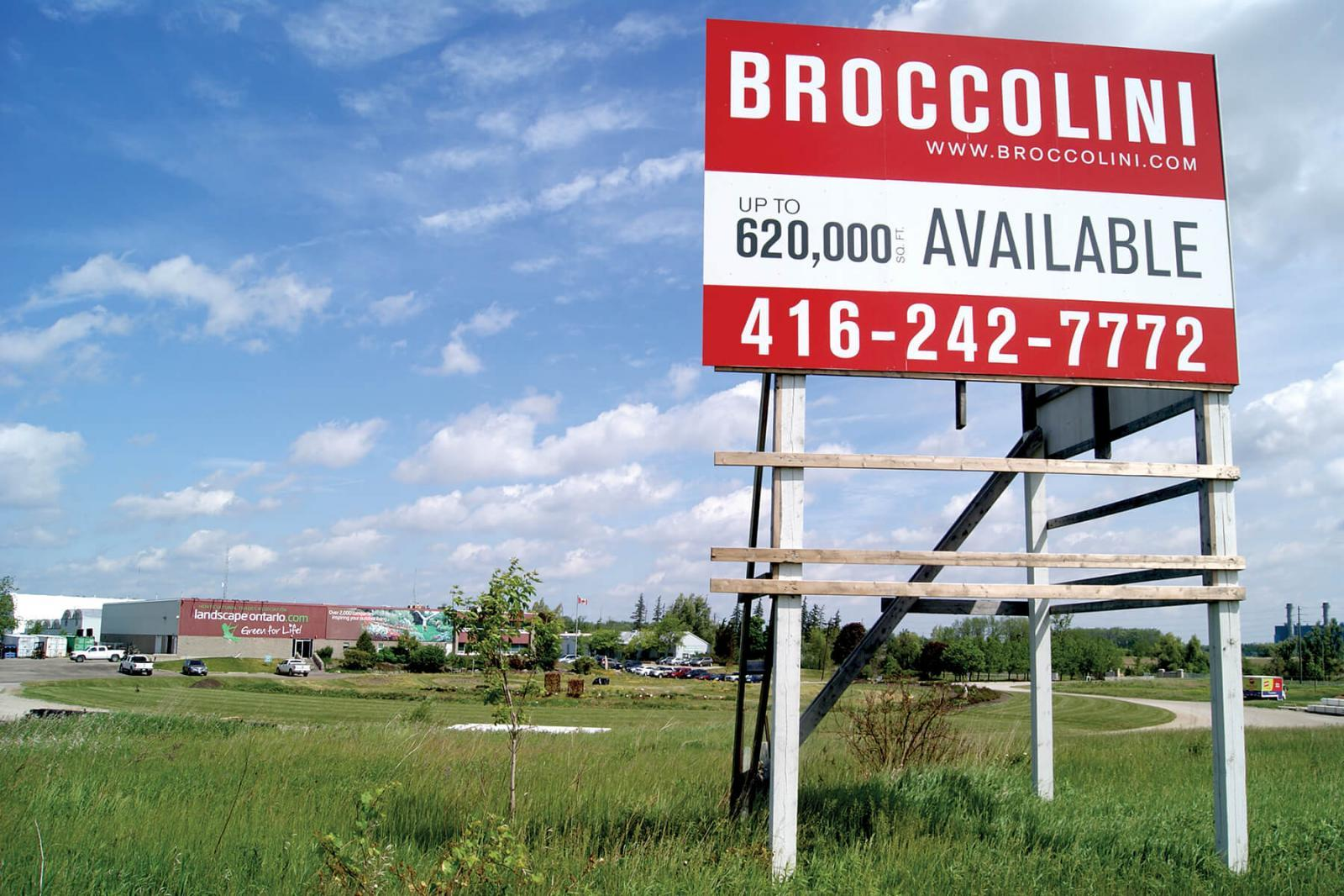 It became official on May 28, when Landscape Ontario sold 24.16 acres of excess property to Broccolini, a development and construction company.