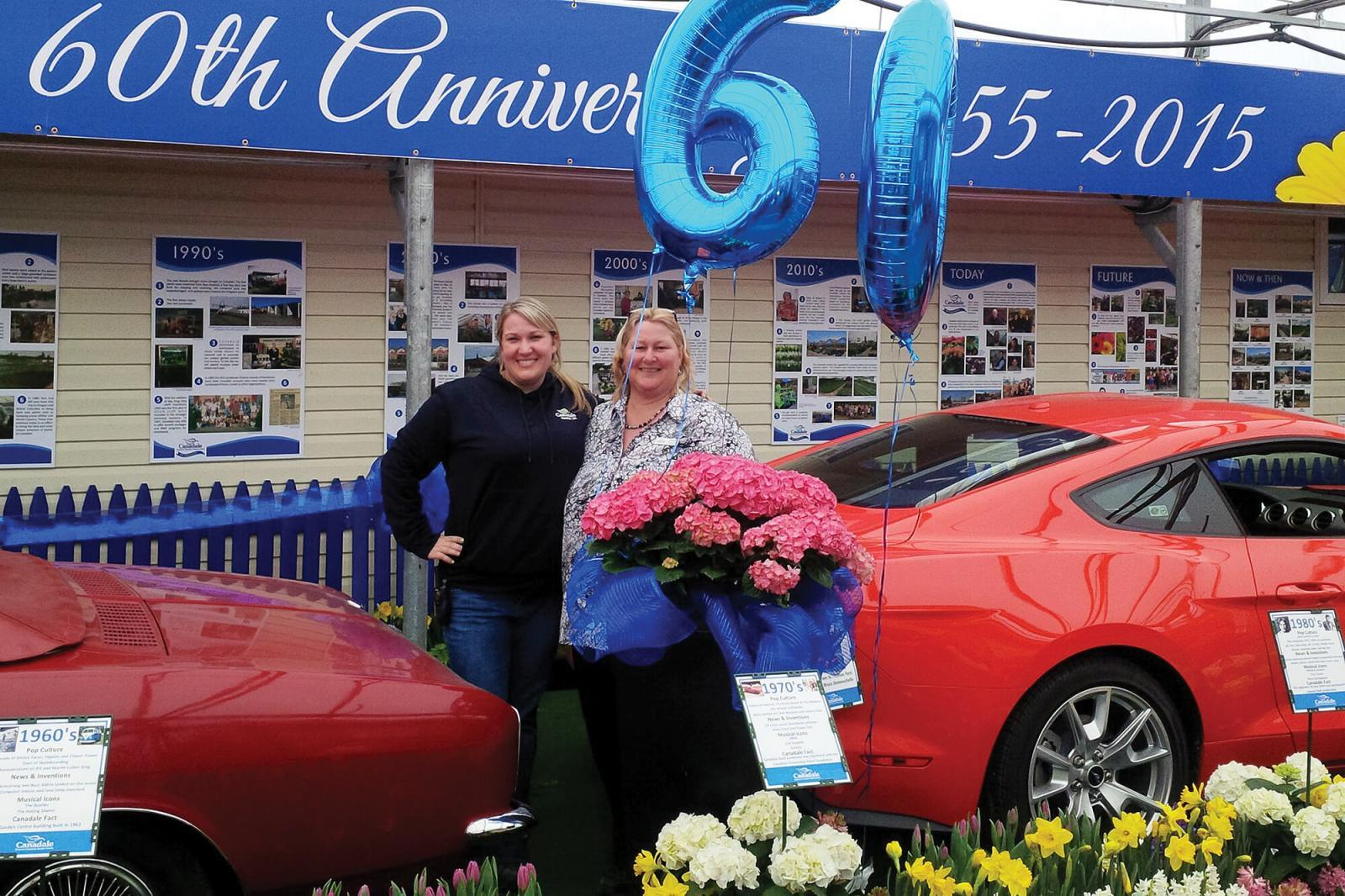 Canadale celebrates 60 years
