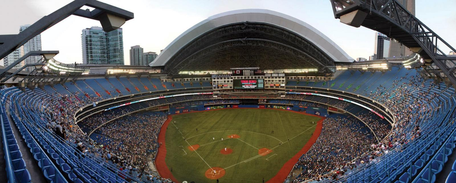 University of Guelph is working to bring real turf to the home of Toronto Blue Jays, Rogers Centre.