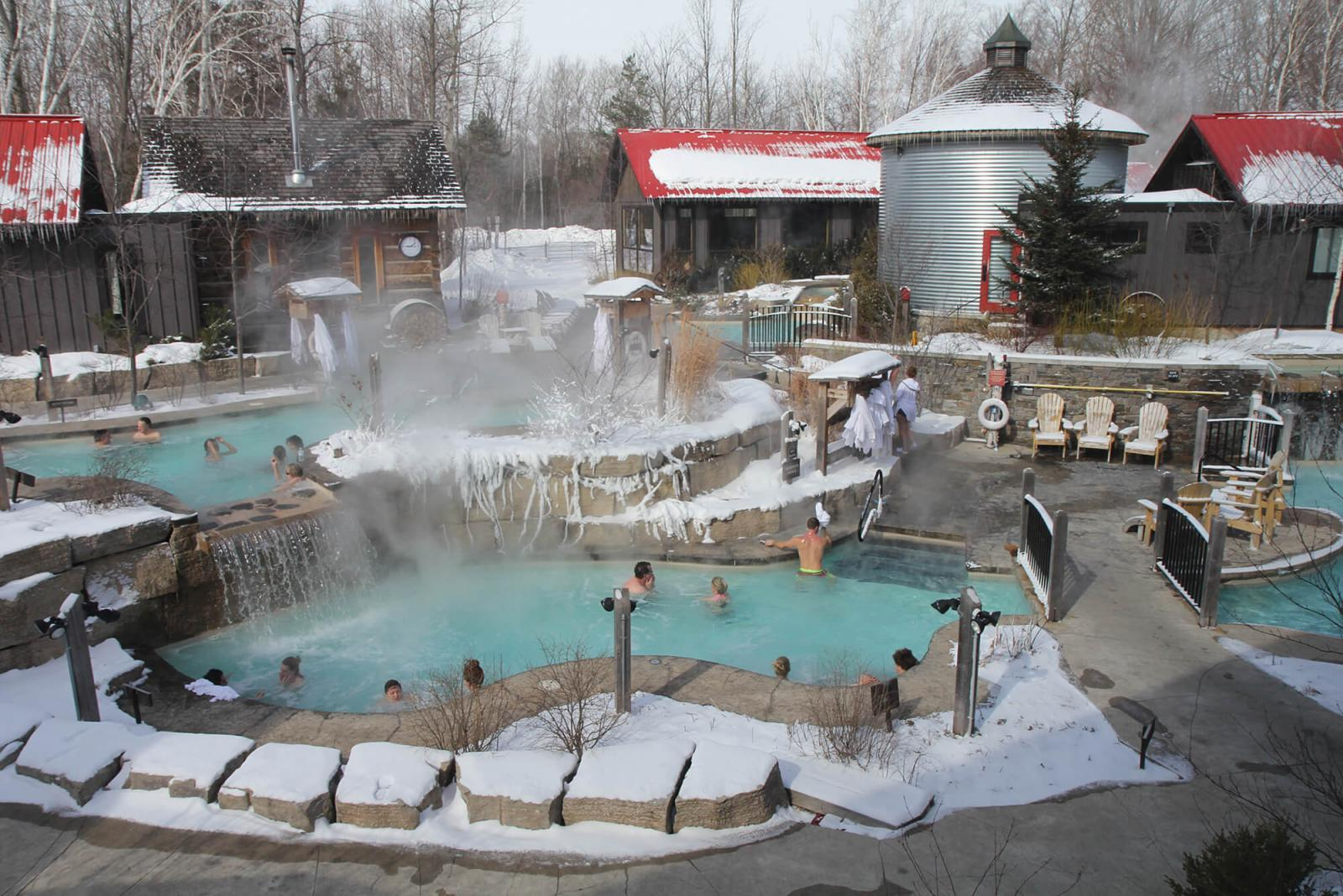 Be it skiing or relaxing in the amazing spa, Georgian Lakelands Chapter's annual event has something for everyone.