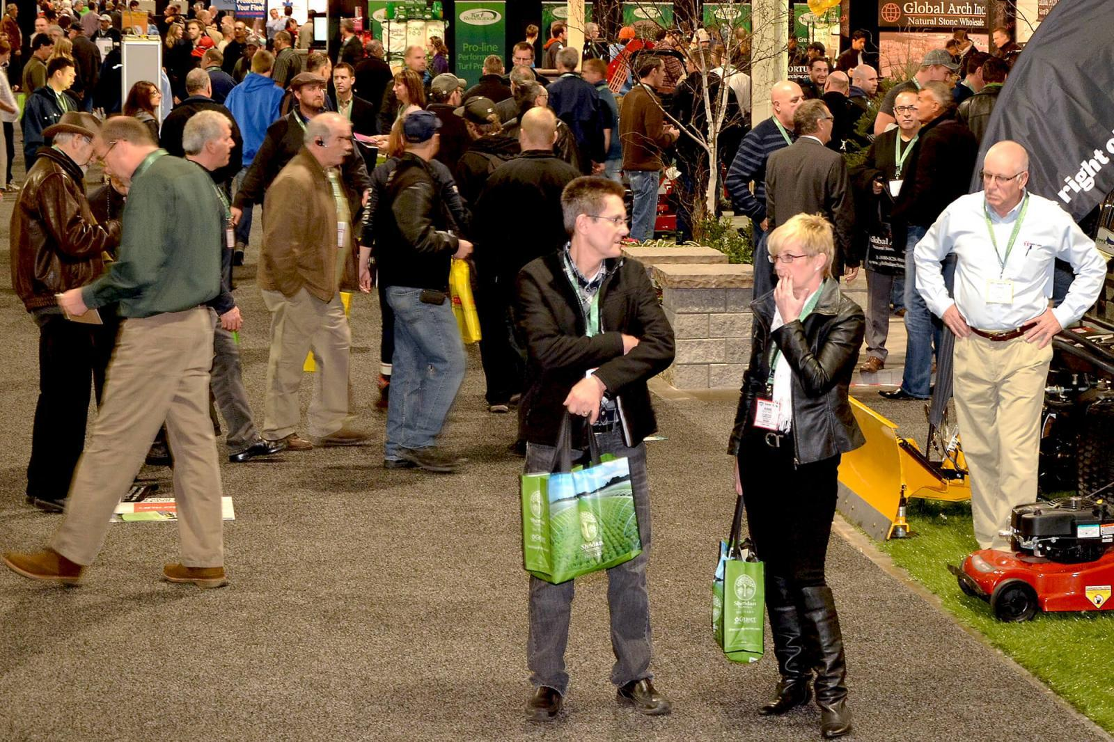 Congress is Canada's premier green industry trade show and conference.