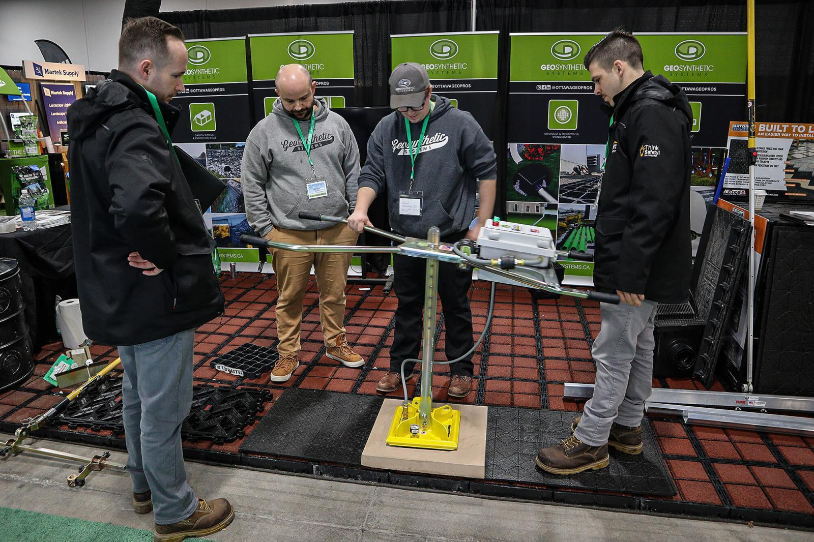 Expanded GreenTrade Expo hits the mark