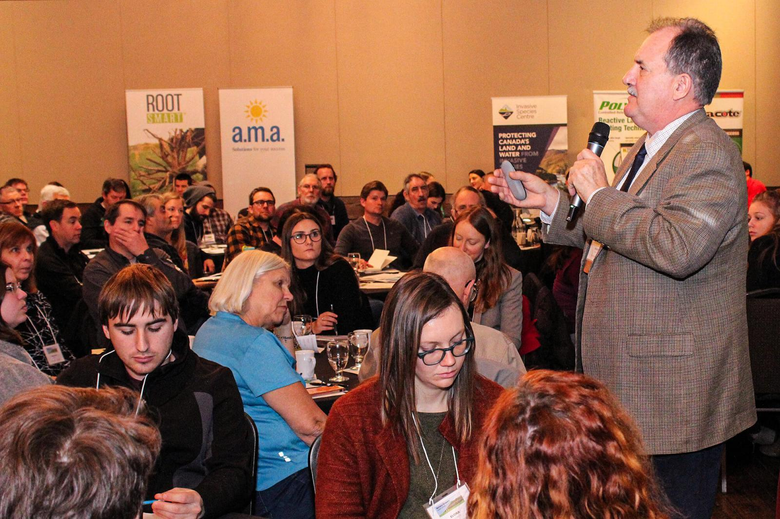 Annual Growers Short Course provides wealth of information and ideas