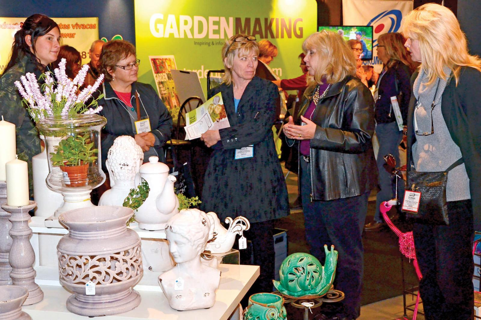 Get inspired at Garden and Floral Expo's design day
