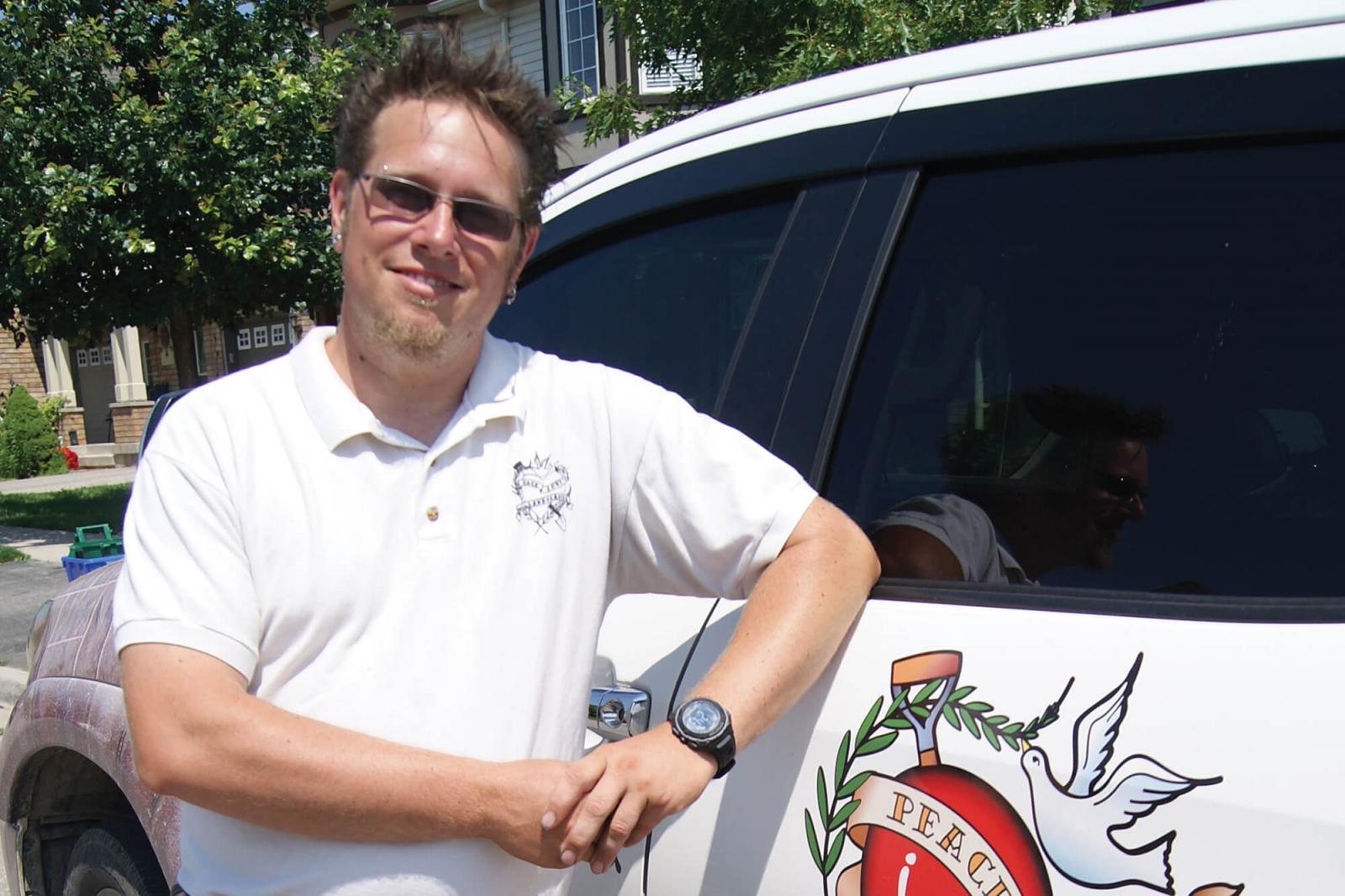 Wolfegang Bonham enhances lives of couple battling cancer