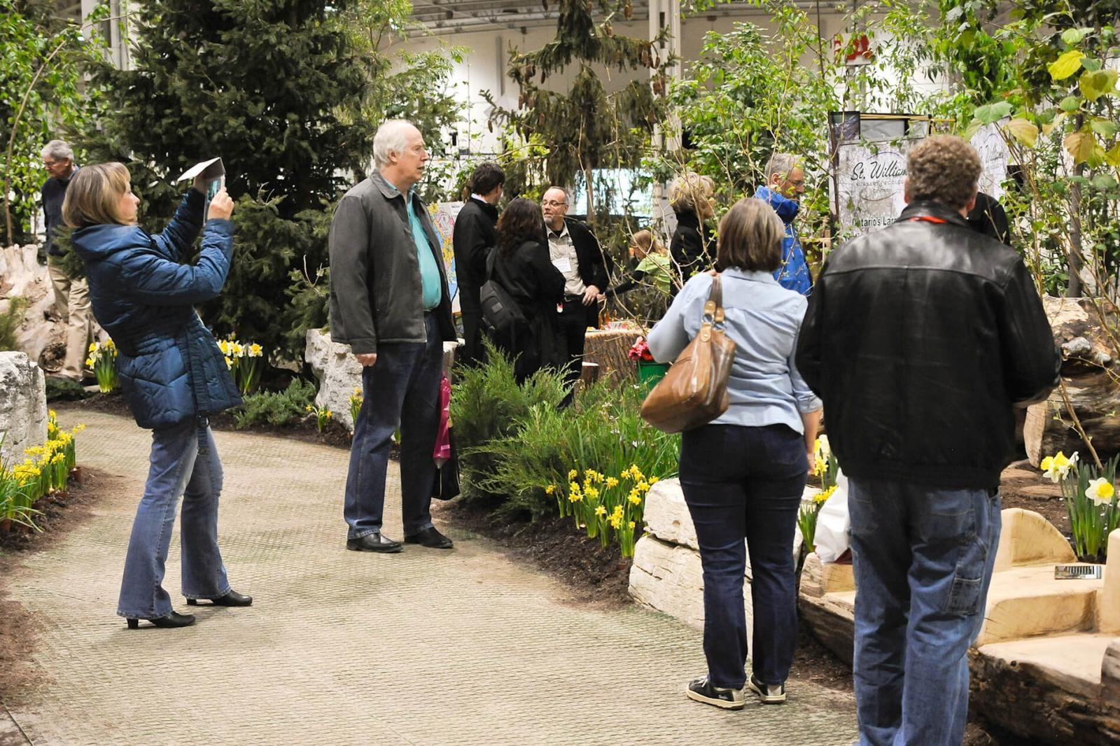 Canada Blooms offers opportunity to build feature garden