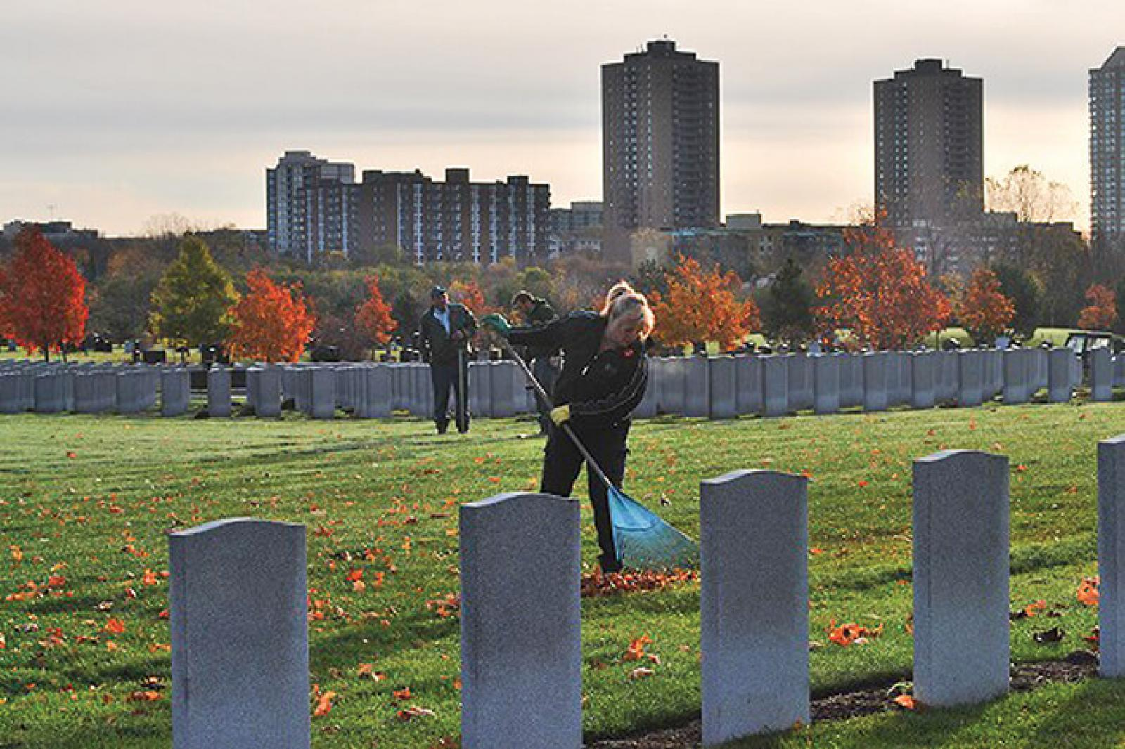 Ottawa honours veterans at Day of Tribute