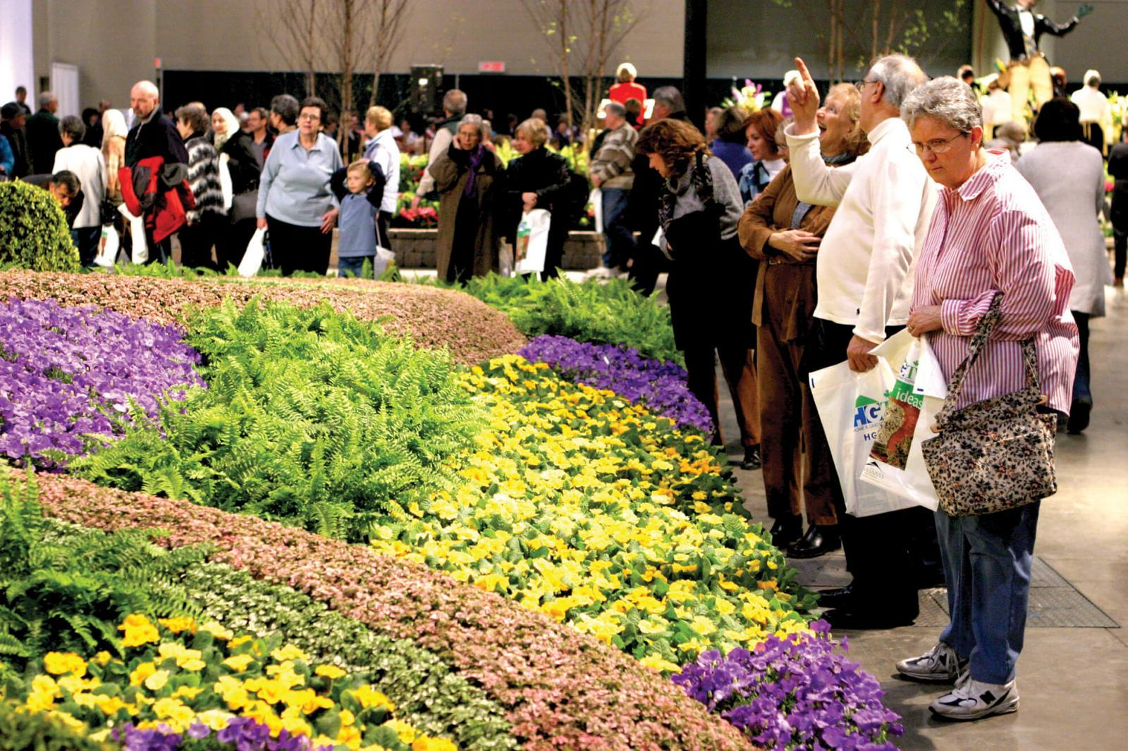 Many changes planned at Canada Blooms are aimed to wow visitors.