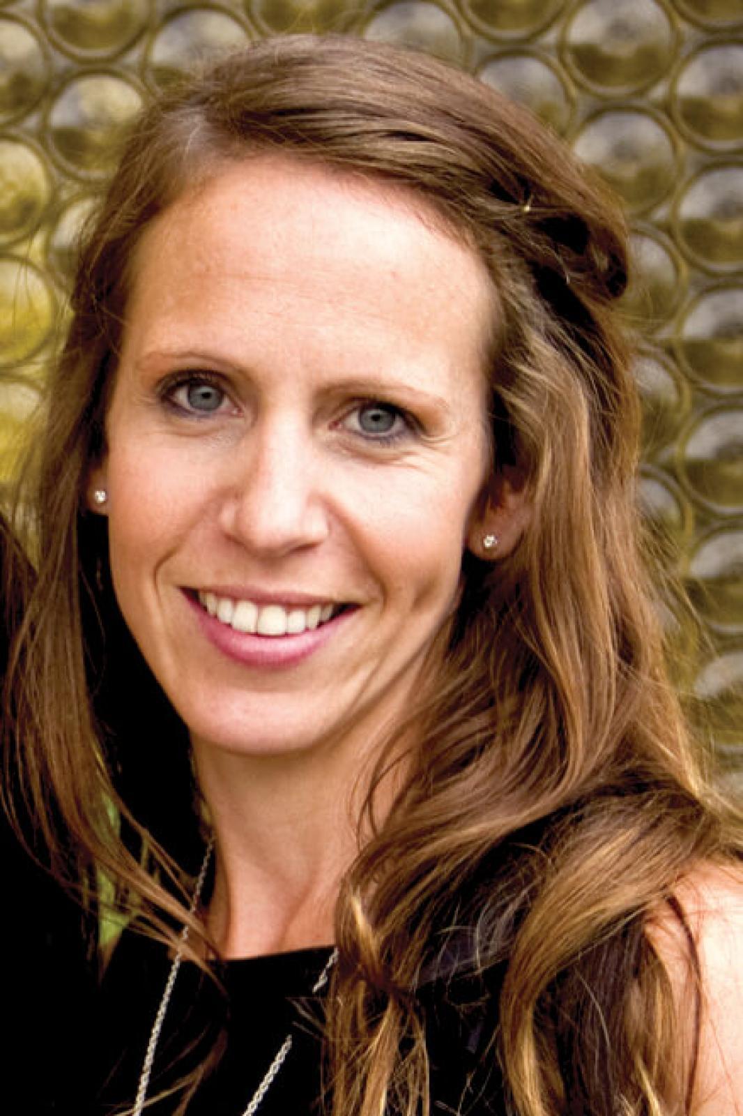 New membership and chapter coordinator, Rachel Cerelli
