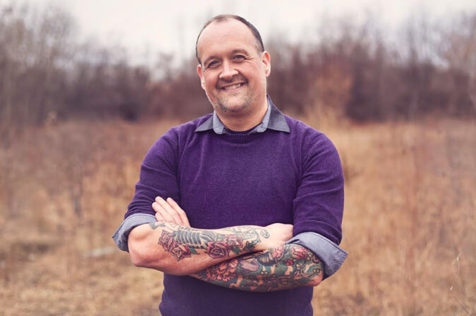 Paul Gellatly new hort director at Toronto Botanical Garden