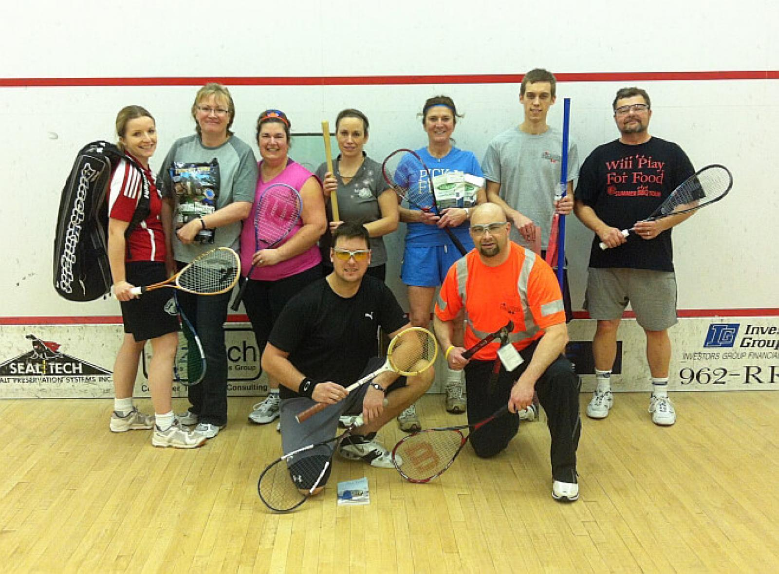 Upper Canada  hosts its first squash tournament