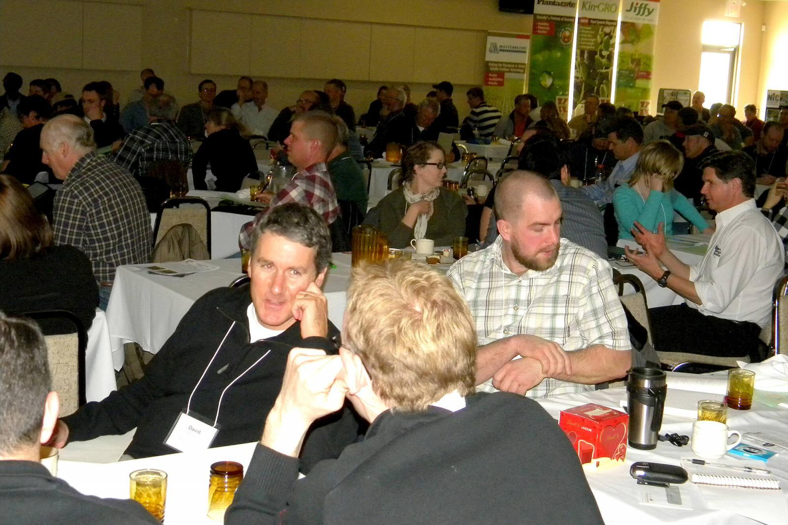 Growers Short Course increases attendance