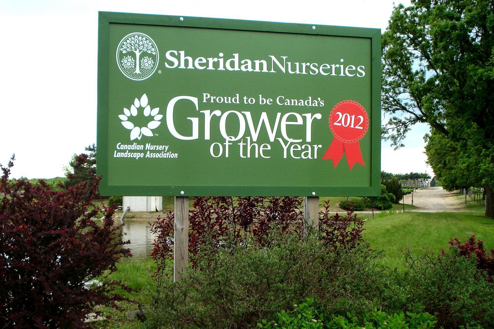 Sheridan leverages its award