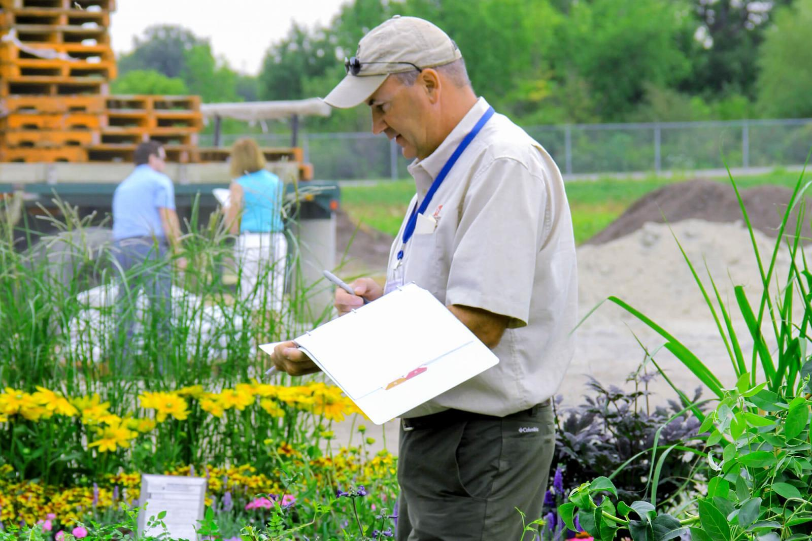 Auction displays the pride of growers