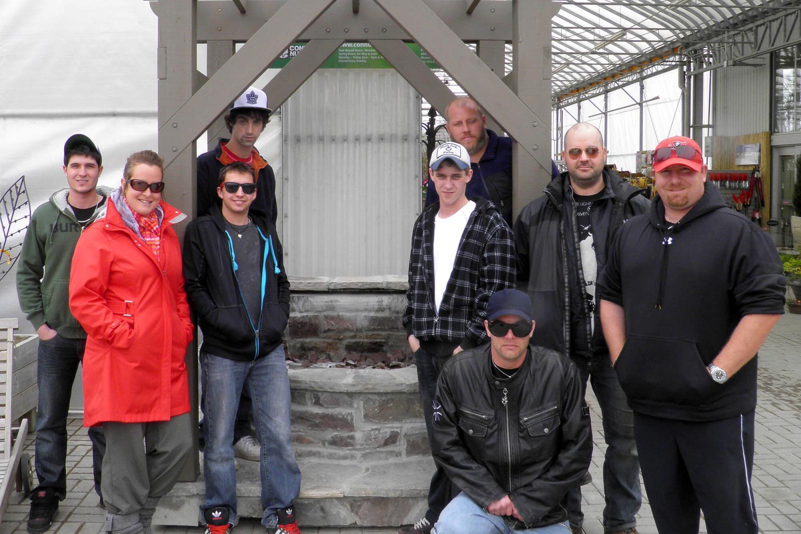 Upper Canada apprentices