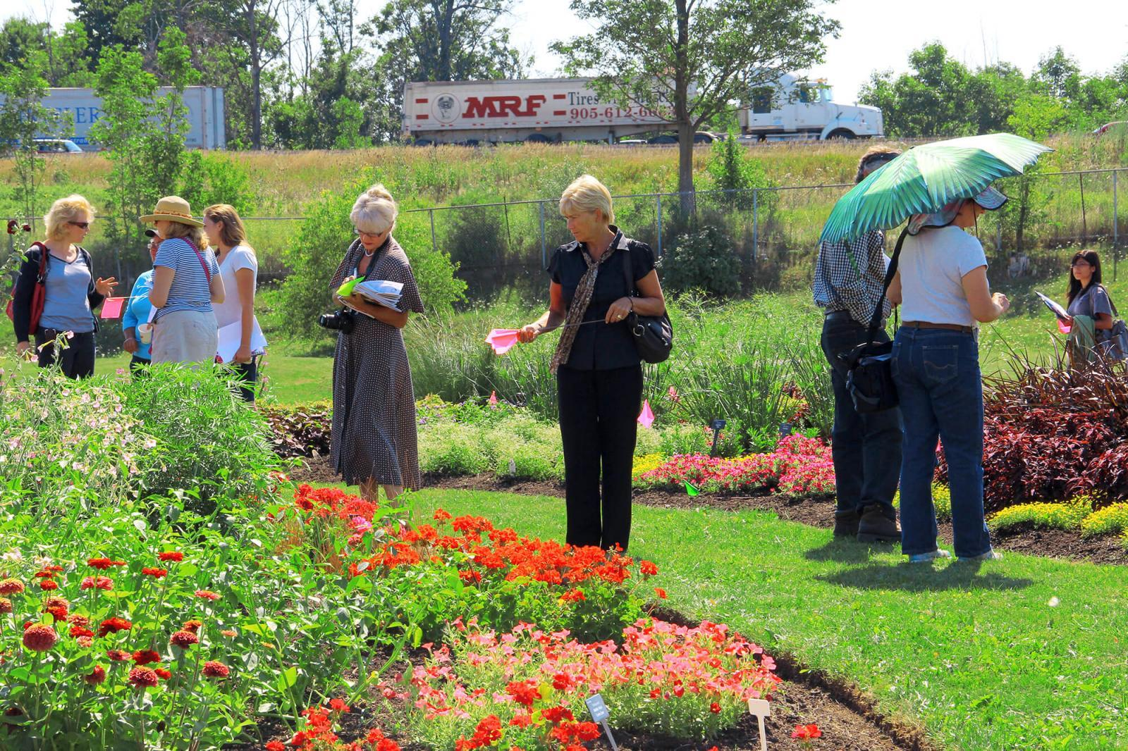 Trial gardens  open house on Aug. 17