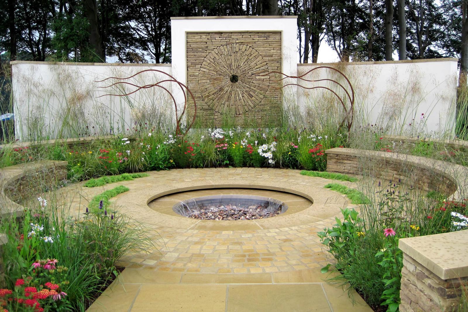 Mornflake Garden in the U.K.